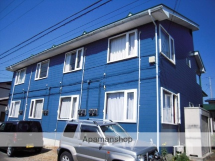 真壁アパート[203号室]の外観