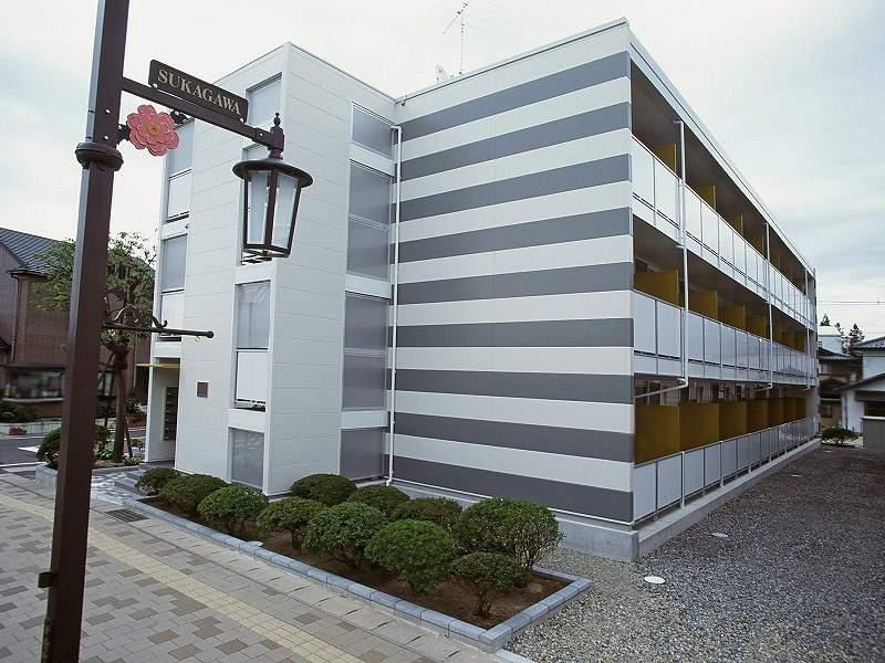 福島県須賀川市塚田