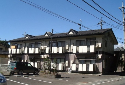 メゾンド・櫻[1階]の外観