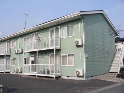 コスモハイツナガシマ[2階]の外観