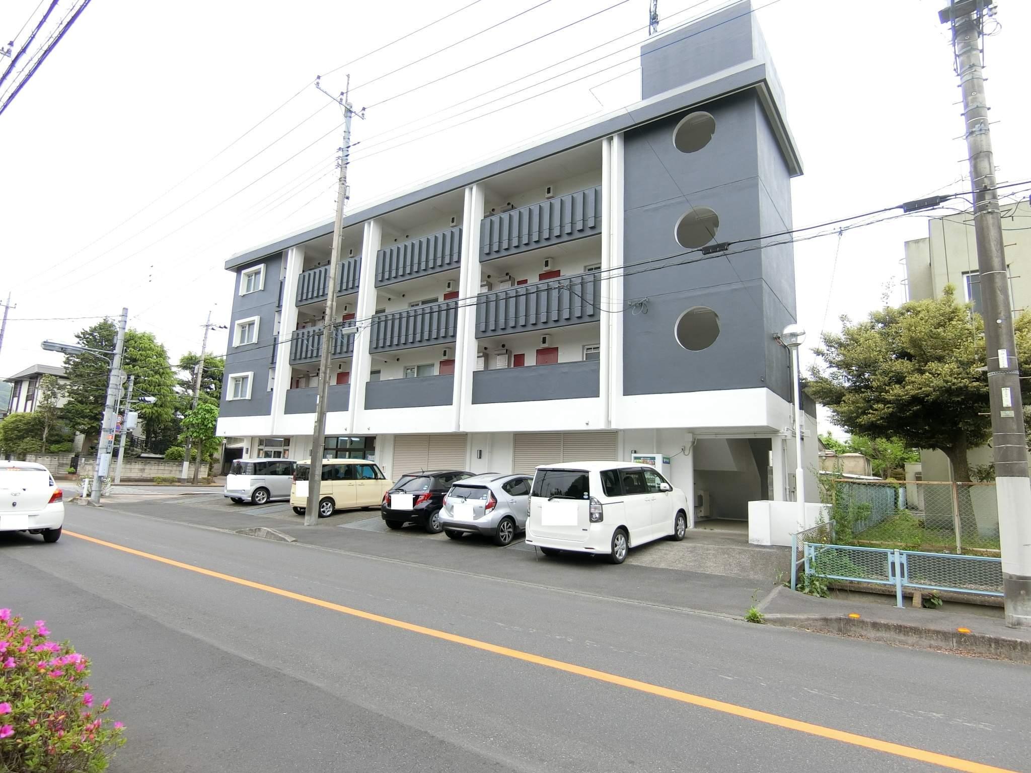 栃木県足利市丸山町