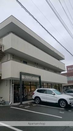 松原パークマンション[203号室]の外観