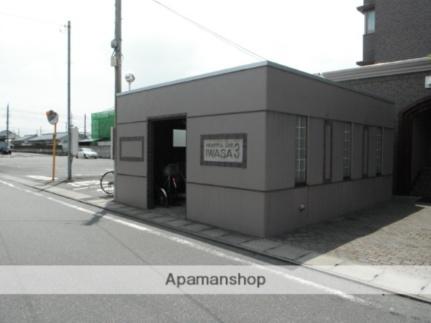 ハートフルライフIWASA3(岩佐第三マンション)[303号室]の外観