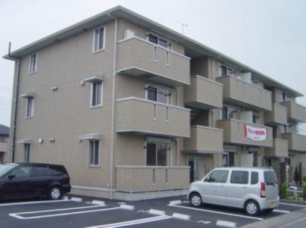 フローラMII[2階]の外観
