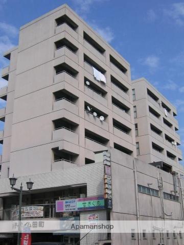 シティハイム田町[6階]の外観