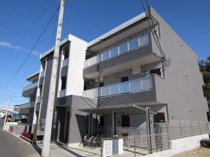 埼玉県さいたま市桜区大字神田の賃貸マンションの外観