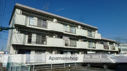 渋谷マンション[301号室]の外観