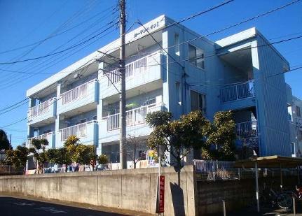 埼玉県さいたま市見沼区深作3丁目の賃貸マンションの外観