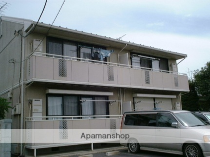 埼玉県さいたま市大宮区櫛引町1丁目の賃貸アパートの外観