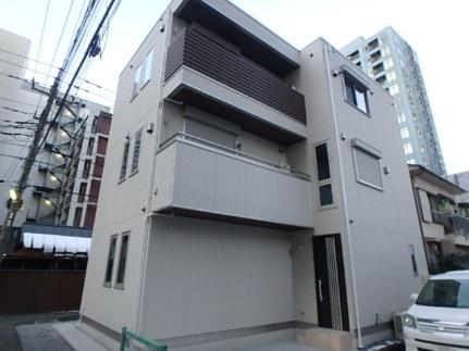 埼玉県さいたま市大宮区下町2丁目の賃貸アパートの外観