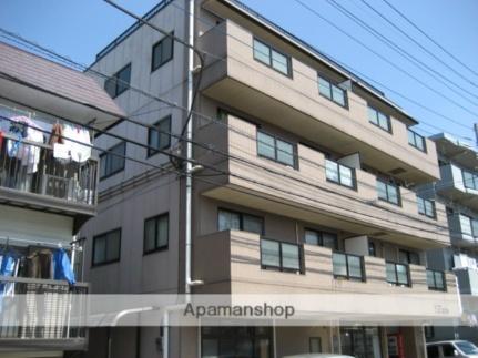 メープルコート東川口[4階]の外観
