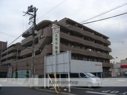 東川口ガーデンプラザ壱番館[5階]の外観