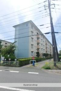 加茂川団地8号棟
