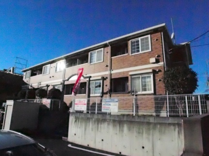 埼玉県さいたま市西区大字指扇領別所の賃貸アパートの外観