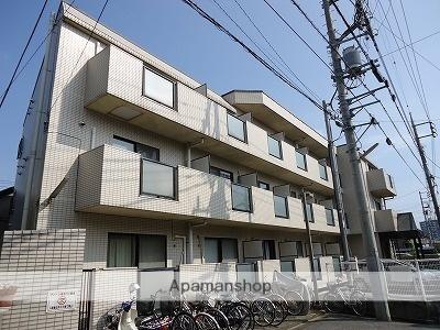 埼玉県ふじみ野市西2丁目の賃貸マンションの外観