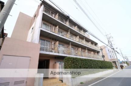 ドミール上福岡[4階]の外観