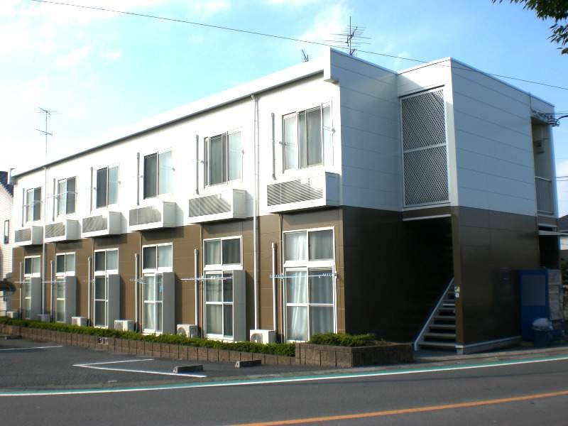 埼玉県加須市旗井