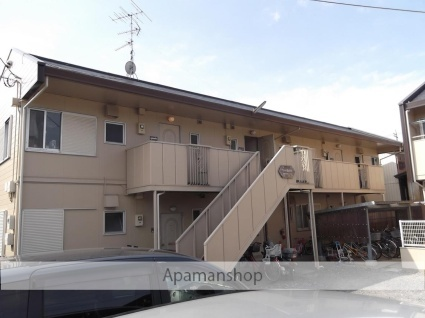 サンハイツ富士見B棟[102号室]の外観
