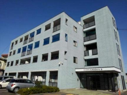 クリスタルKUMAGAYAーB[1階]の外観