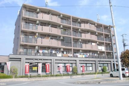 グランドプレステージ熊谷[4階]の外観