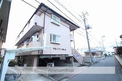 戸田レジデンス鶴ヶ島[105号室]の外観