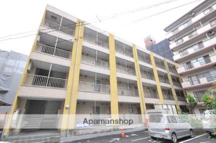 アンプルール フェール 本川越[1階]の外観