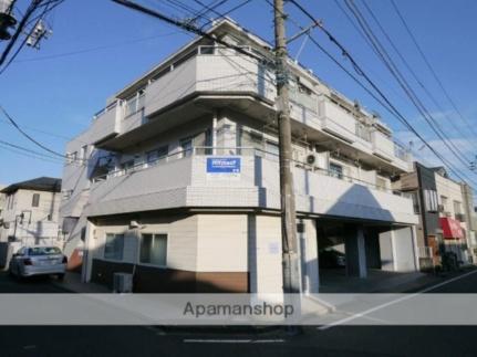 コスモスマンション新所沢[201号室]の外観
