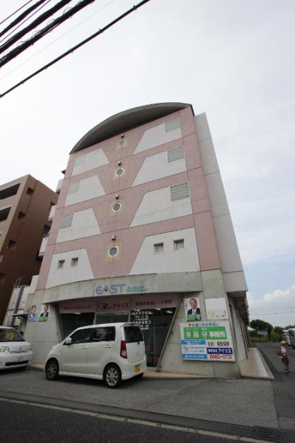 千葉県船橋市市場5丁目の賃貸マンションの外観