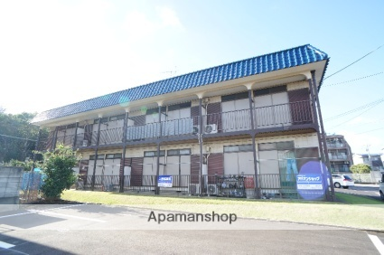 ヤマセハイツA[105号室]の外観