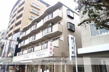 千葉県八千代市ゆりのき台4丁目の賃貸マンションの外観