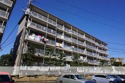花見川ライオンズプラザ13号棟[504号室]の外観