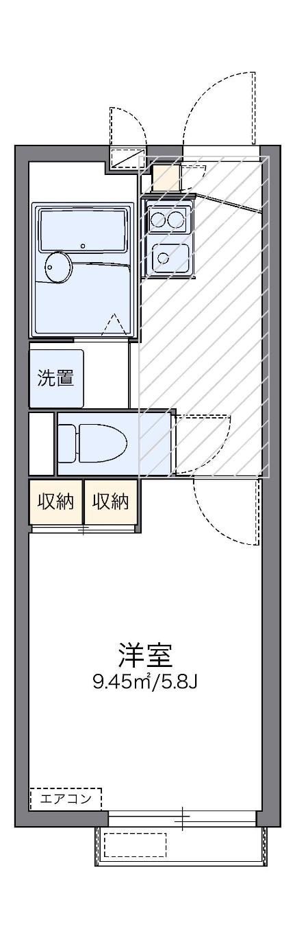 モモナ[2階]の間取り