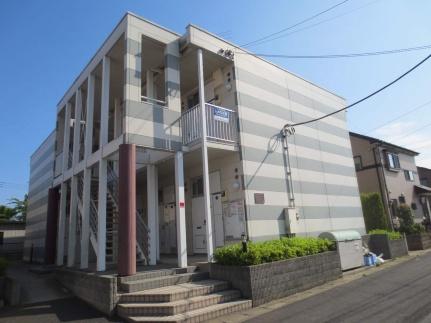 レオパレス芦田スマイル[2階]の外観