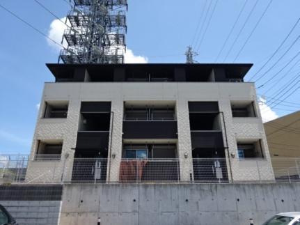 パインハースト[2階]の外観