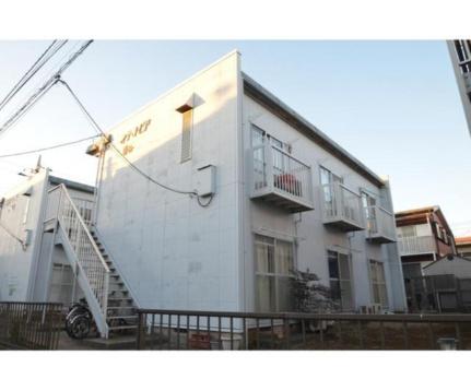 エステートピア菅谷[2階]の外観