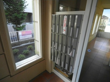 ベルフローレ 2階の外観