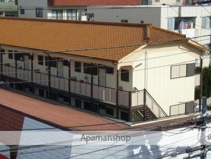 ハイツ宇田川[1階]の外観