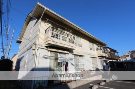 千葉県鎌ケ谷市南初富1丁目の賃貸アパートの外観