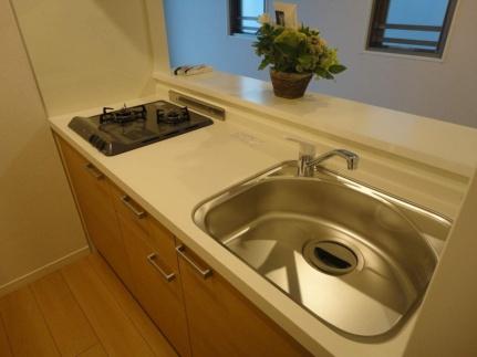 MARI′S APARTMENT 2階のキッチン
