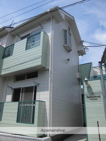 神奈川県横浜市神奈川区上反町1の賃貸アパートの外観