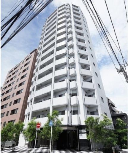 コンフォリア西蒲田 4階の外観
