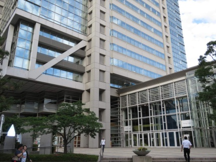 プラウドフラット蒲田II 15階の周辺