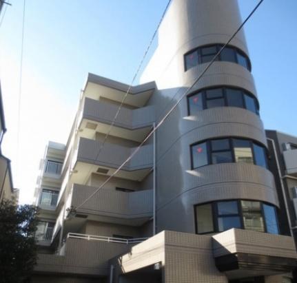 中川フラッツ 5階の外観