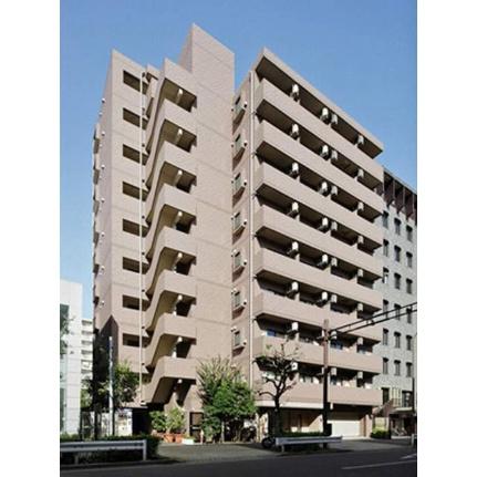 コンフォリア芝浦キャナル[6階]の外観