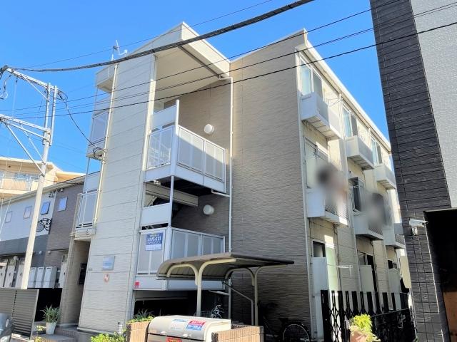 東京都足立区関原1丁目