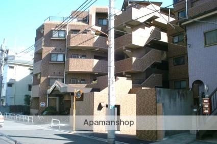 ライオンズマンション西新井大師206[206号室]の外観