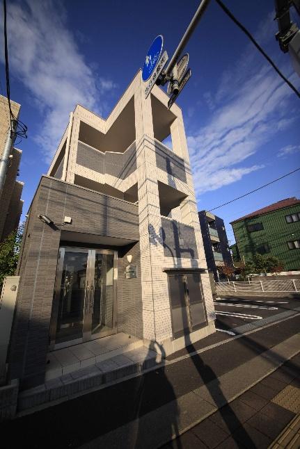 東京都日野市日野本町7丁目の賃貸マンションの外観
