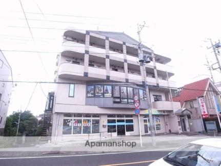 パラグアスF[3階]の外観