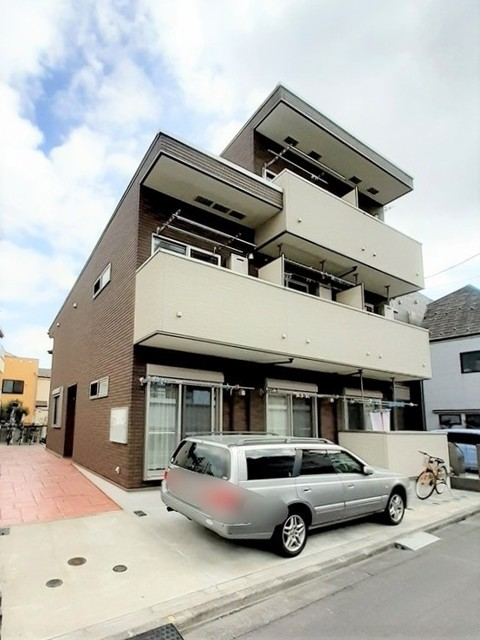 東京都新宿区西落合2丁目