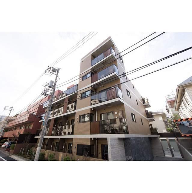 東京都新宿区白銀町